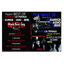 Pack Hyper Best Of - de 1 à 7 Version Deluxe + la Putain de BD offerte! LA TOTALE