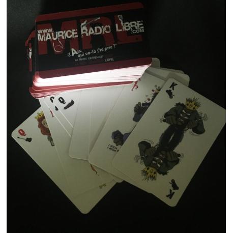 LE premier jeu de cartes Maurice Radio Libre