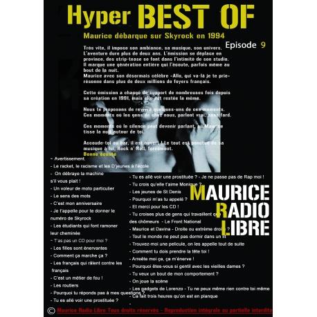 Hyper Best Of - Episode 9 - Période  Skyrock 1994