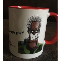 Le dernier Mug Maurice Radio Libre Atomik !