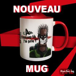 Et encore un nouveau Mug !