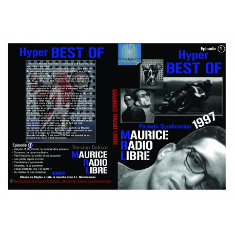 Hyper Best Of Maurice C'est la nuit - Période Syndication - Episode 1 - Version Deluxe